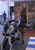 Moto Bike Expo Stock Photography
