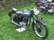 MOTO CLASSIQUE Image stock