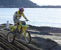 Moto cross Stock Images