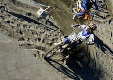 Moto cross Stock Photo