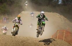 Moto cross Royalty Free Stock Photography