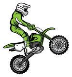 Moto Cross Royalty Free Stock Images