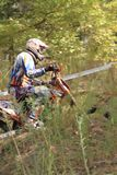 Enduro season Stock Photography