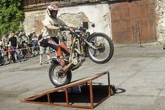 Moto crossing Stock Image