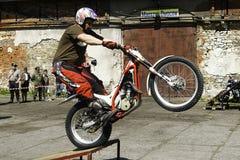 Moto crossing Stock Photo