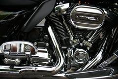Moto de Harley-Davidson, Sturgis, le Dakota du Sud, août 2017 Photo stock