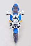 Moto de papier Image libre de droits