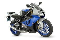 Moto de sport Image libre de droits