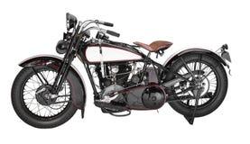 Moto de vintage Photo stock