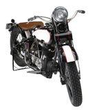 Moto de vintage Photographie stock