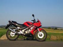 moto del Estupendo-deporte Foto de archivo libre de regalías