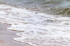 Moto di Wave delicato Immagini Stock