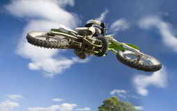 Moto do vôo Fotos de Stock