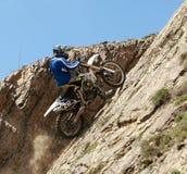 Moto extrema Fotografía de archivo