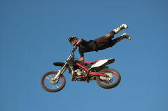 Moto X Freistil 11 Stockfoto
