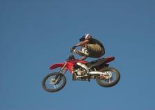 Moto X Freistil 4 Lizenzfreies Stockbild
