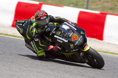 Moto GP赛跑- Andrea Dovizioso 免版税图库摄影