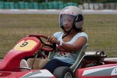 moto gp baizura 22 международное ning певица oc Стоковая Фотография RF