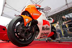Moto GP motorcycle Stock Photography
