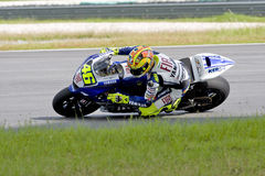 Moto GP Motorcycle Racing Royalty Free Stock Photography