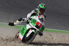 Moto GP. Niccolo Antonelli. Royalty Free Stock Photos