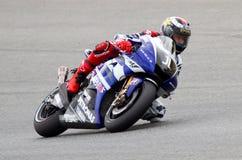 Moto GP racing Royalty Free Stock Image