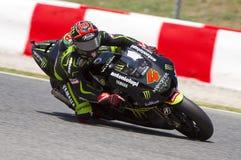 Moto GP Racing - Andrea Dovizioso Royalty Free Stock Photography