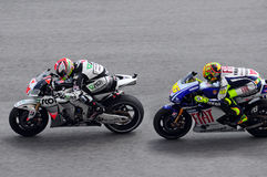 Moto Grand Prix Royalty Free Stock Image