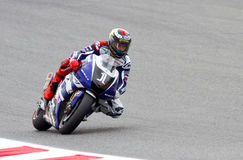 Moto Grand Prix Royalty Free Stock Photography
