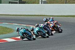 Moto3 Stock Images