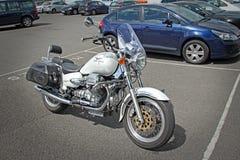 Moto guzzi California motocykl Zdjęcia Royalty Free