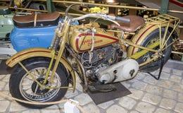 moto Harley Davidson Photographie stock
