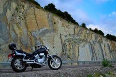 Moto. Honda magna Stock Photography