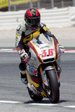 Moto2. Mika Kallio Royalty Free Stock Image