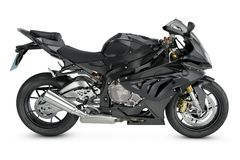 Moto noire Image stock