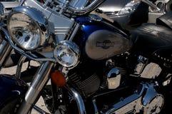 Moto por el lago Como en Italia septentrional Imagen de archivo libre de regalías