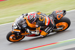 Moto rider Marc Marquez Royalty Free Stock Images