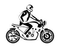 Moto roweru ikona Cukierniany setkarz Fotografia Stock