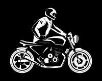 Moto roweru ikona Cukierniany setkarz Zdjęcia Stock