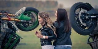 Moto-Show lizenzfreies stockbild