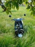 Moto spoiled Stock Photo