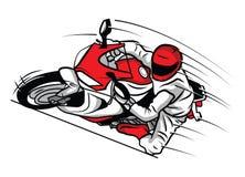 Moto Sport Stock Image