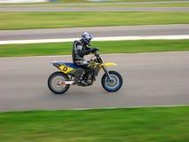 Moto superbe Image libre de droits