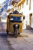 Moto taxi in Peru Stock Photos