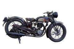 Moto vieja Fotografía de archivo libre de regalías