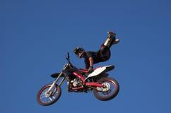 moto x 12 фристайлов Стоковые Фотографии RF