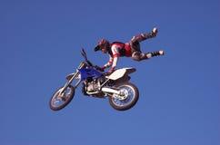 moto x 14 фристайлов Стоковые Фотографии RF