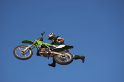 Moto X Freestyle 7 Royalty Free Stock Photo