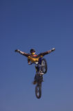 Moto X Freistil 10 Stockfoto
