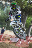 Moto Xperience Racing Team. 24 Hours of Resistance Royalty Free Stock Image